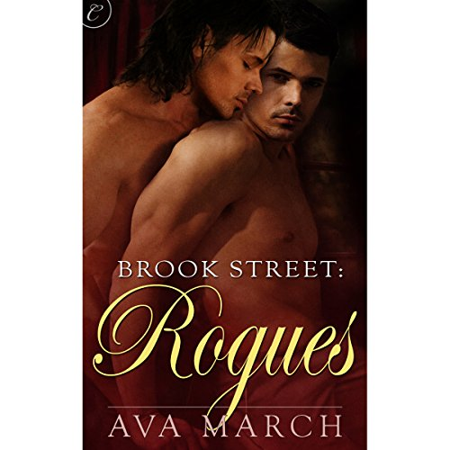Brook Street: Rogues audiobook cover art