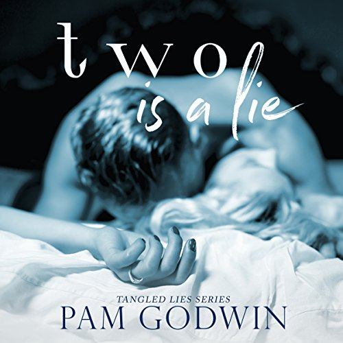 Two Is a Lie audiobook cover art