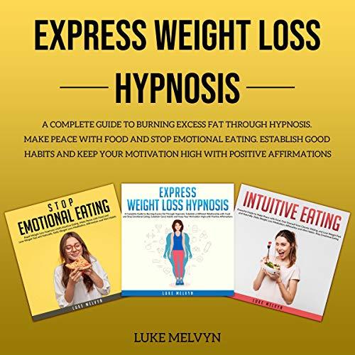 Express Weight Loss Hypnosis Titelbild