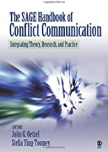 Best the sage handbook of conflict communication Reviews
