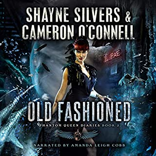 Old Fashioned audiobook cover art
