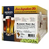 Brewer's Best Home Brew Beer Ingredient Kit - 5 Gallon (Blueberry Honey Ale)