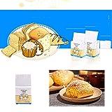 Youliy - Levadura fresca para hacer pan, 100 g de levadura de pan, levadura seca activa, suministros para hornear pan en casa