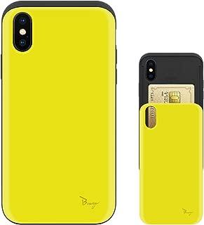 iPhone XR ケース iPhoneXR ケース TPU バンパー Bumper 耐衝撃 カード入れ マット加工 ワイヤレス充電対応 スマホケース 擦り傷防止 保護フィルム Breeze 3DP 正規品 [IXRJP203BN]