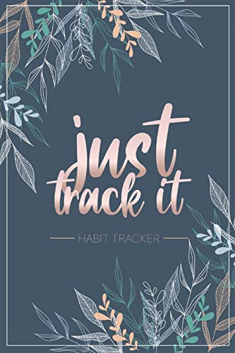Habit Tracker: The Daily Planner for more Happiness - Tracker for your Habits and Journals to write in for Women - Productivity and Goal Planner