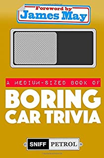 A Medium-sized Book of Boring Car Trivia