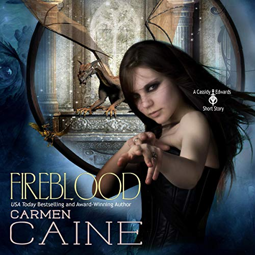 Fireblood: A Cassidy Edwards Short Story audiobook cover art