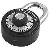 クリプトナイト KRYPTONITE パッドロック コンビ グリッパー 50mm 4010-0242 720018-998594