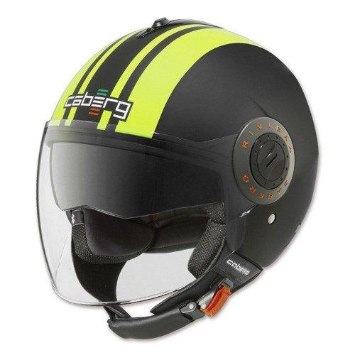 Caberg Riviera V2 + Motorrad Helm - Weiß, XL