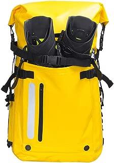 GU YONG TAO 30L Outdoor Waterproof Bag, Durable, Large Capacity, Adjustable Shoulder Strap Dry Bag, Diving Equipment, Fits Diving, Camping, Beaches