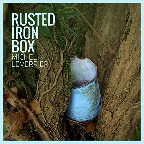 Rusted Iron Box