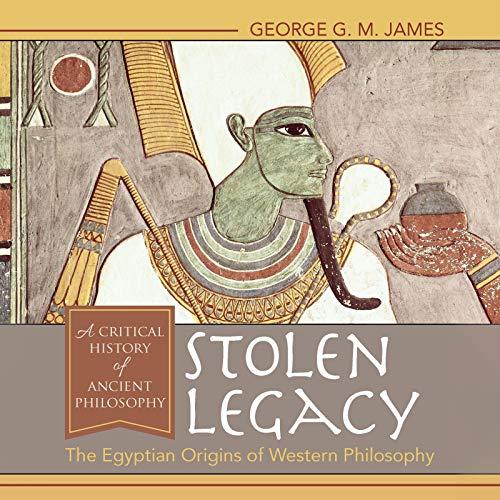 Couverture de Stolen Legacy