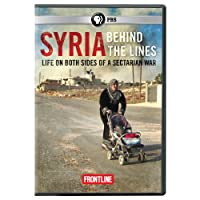 Frontline: Syria Behind the Lines [DVD] [Import]