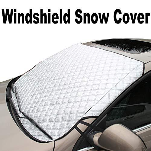 Supernova Universal Car Windshield Cover