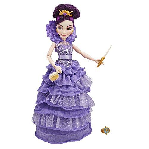 Disney–Descendientes Mal de la Coronación muñeca de la Isla de los Perdidos