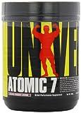 Universal Nutrition Suplemento de Rendimiento Atomic 7 BCCA, Bomba de cerry negro 380 g