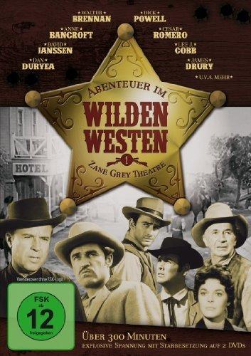 Abenteuer im Wilden Westen,