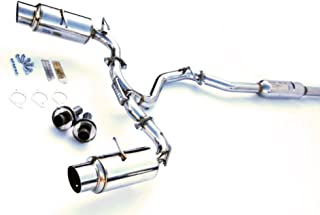 Invidia (HS12SSTGTP) N1 Cat-Back Exhaust System with Stainless Steel Tip for Subaru BR-Z/Scion FR-S