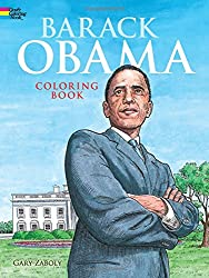 Barack Obama Coloring Books