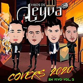 Covers 2020 CD en Vivo, Vol. 2
