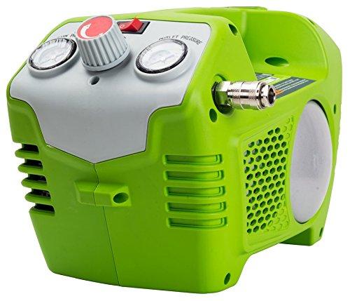 40V Akku-Kompressor - inkl. Akku und...