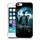 Oficial Harry Potter Ron, Harry & Hermione Poster Prisoner of Azkaban IV Carcasa rígida Compatible con Apple iPhone 5 / iPhone 5s / iPhone SE 2016