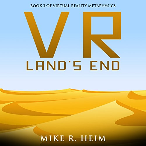 VR Land's End audiobook cover art