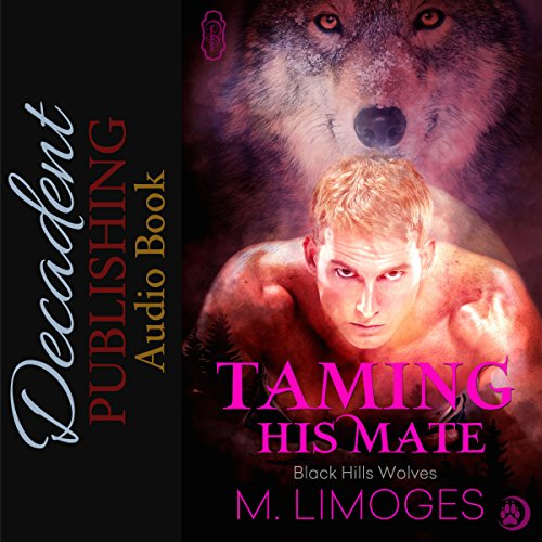 Taming His Mate audiobook cover art