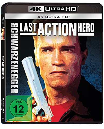 Last Action Hero 4K-UHD [Blu-ray]
