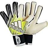 adidas Adult Classic Pro Soccer Goalkeeper Gloves (Black/Solar...
