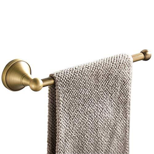 Flybath Handtuchring Antiquität Messing Handtuchhalter Wandmontage, Bronze gebürstet