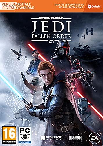 Star Wars Jedi : Fallen Order pour PC - Version Digital - ne contient pas de CD