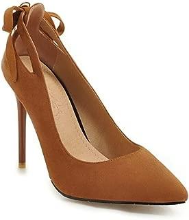 HENG-XIN Hollow Bow High Heels