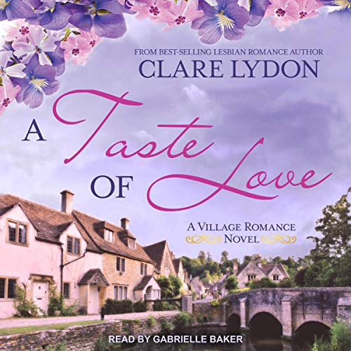 A Taste of Love Audiobook By Clare Lydon cover art