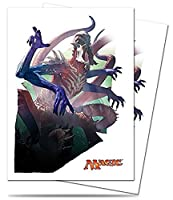 Magic: the Gathering - MTG Battle for Zendikar Ulamog Ceasless Hunger Card Sleeves (80 Count) Deck Protectors