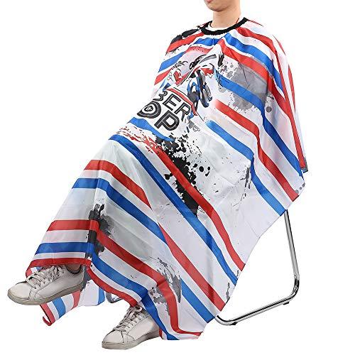 Profesjonalny fartuch fryzjerski fryzjer peleryna fryzjer miękki farbowanie włosów peleryna sukienka dla domu salon fryzjerski fryzjer sklep stylizacj