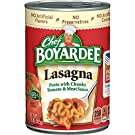 Chef Boyardee Lasagna, 15 oz, 12 Pack
