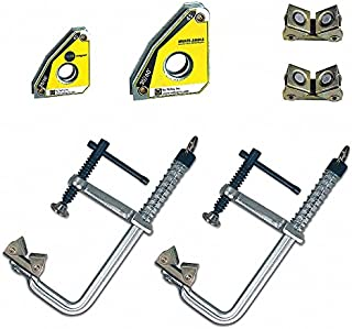 BUILDPRO Welding Table Clamp Kit
