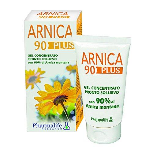 PHARMALIFE ARNICA 90% PLUS GEL CONCENTRATO Tubo da 75 ml