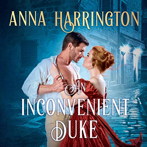 An Inconvenient Duke cover art