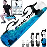 Tidal Tank - Original Aqua Bag Instead of sandbag - Training Power Bag with Water Weight - Ultimate core and Balance Workout - Portable Stability Fitness Equipment