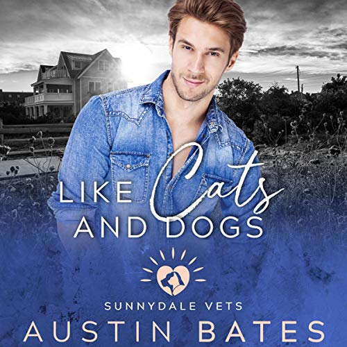 Couverture de Like Cats and Dogs
