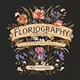 Floriography 2022 Wall Calendar: Secret Meaning of Flowers