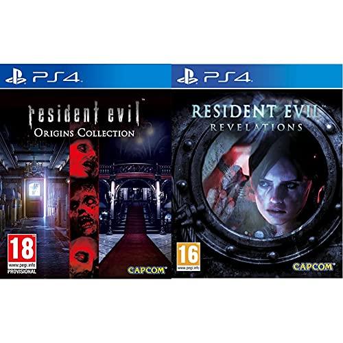 Capcom Resident Evil Origins Collection + Resident Evil Revelations HD