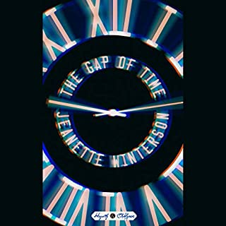 The Gap of Time audiobook cover art