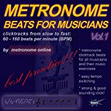 Metronome Beat / Clicktrack With 96 Bpm