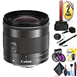 Canon EF-M 11-22mm F/4-5.6 is STM Lens for Canon...