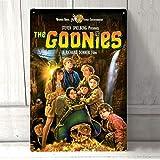 The Goonies Movie Sign Metal Tin Sign Pin Up Metal...