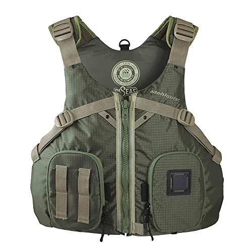 Stohlquist Piseas Lifejacket (PFD)-GrassGreen-L/XL