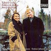 Songs By Grieg Delius & Grainger by DELIUS / GRAINGER / GRIEG (1995-05-01)